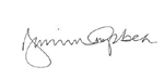 Ming Campbell's signature